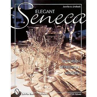 Elegant Seneca Glass - Victorian--Depression--Modern by Jennifer A. Li