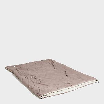 New Eurohike Comfort Double Sleeping Bag Taupe