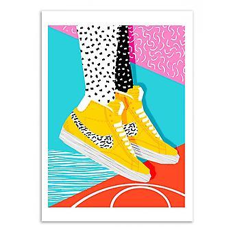 Art-Poster - Kid you not - Wacka