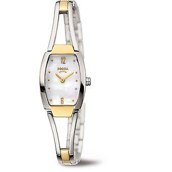 Boccia Titanium 3262-02 naisten Watch