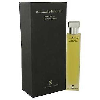 Illuminum Vetiver Oud By Illuminum Eau De Parfum Spray 3.4 Oz (women) V728-539435