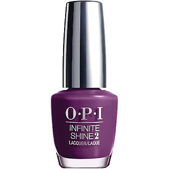 OPI Infinite Shine endeløse lilla Pursuit-uendelig glans 10 dages slid 15ml (ISL52)