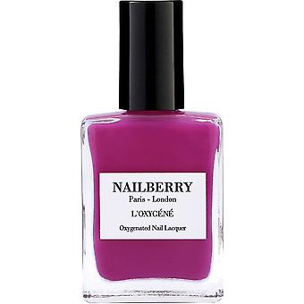 Nailberry Oxygenated Nail Lacquer - Hollywood Rose 15ml