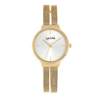 Sophie and Freda Sedona Bracelet Watch - Gold
