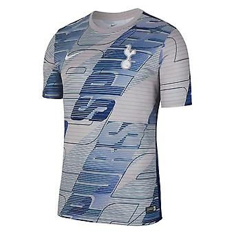 2019-2020 Tottenham Nike pre-match trainings shirt (grijs)