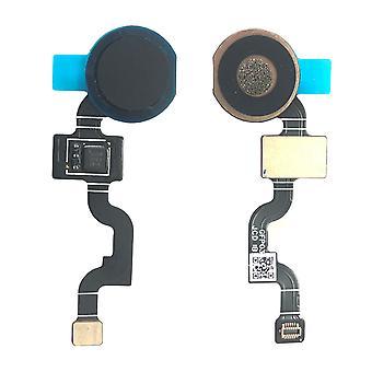 עבור גוגל פיקסל 3A XL טביעת אצבע חיישן שחור Flex flex כפתור הבית כבל