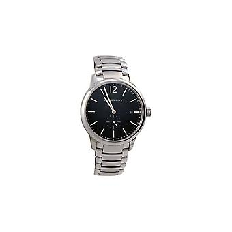 Burberry Bu10005 Men's Swiss Stainless Steel Bracelet Watch