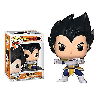 Dragon Ball Z Vegeta Pose Pop! Vinyl