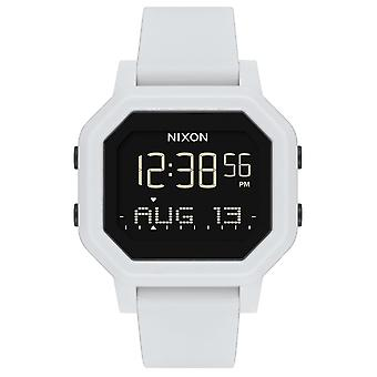 Nixon the Sirene Watch for Digital Woman with Silicone Bracelet A1210100