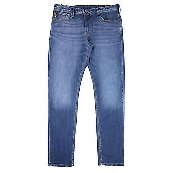 Emporio Armani J06 slim fit 5 lomme bukser denim Mid blå 942