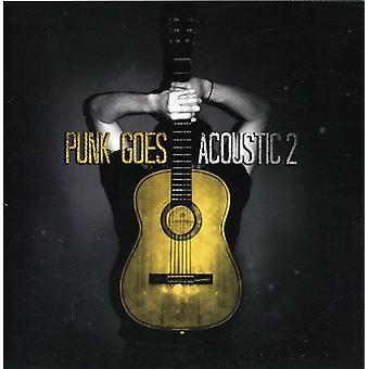 Punk Goes Acoustic - Vol. 2-Punk Goes Acoustic [CD] USA import