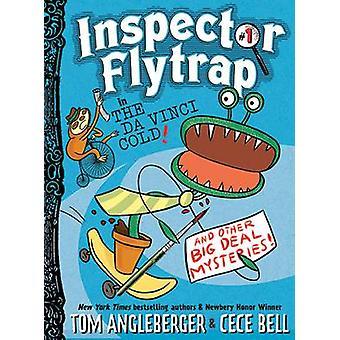 Inspector Flytrap by Tom Angleberger - Cece Bell - 9781419709654 Book
