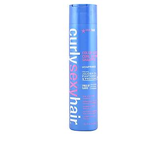 Sexy haren krullend Sexyhair Curl definiëren Shampoo 300 Ml Unisex