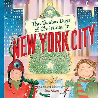 Kahdentoista päivän joulu New York City (12 päivää joulun valtiokohtainen)