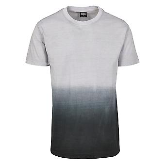 Urban Classics Men's T-Shirt Dip Dyed