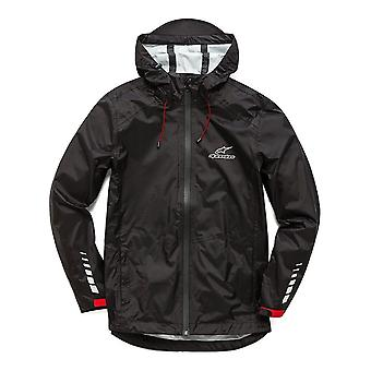 Alpinestars Resist Rain Jacket in Black