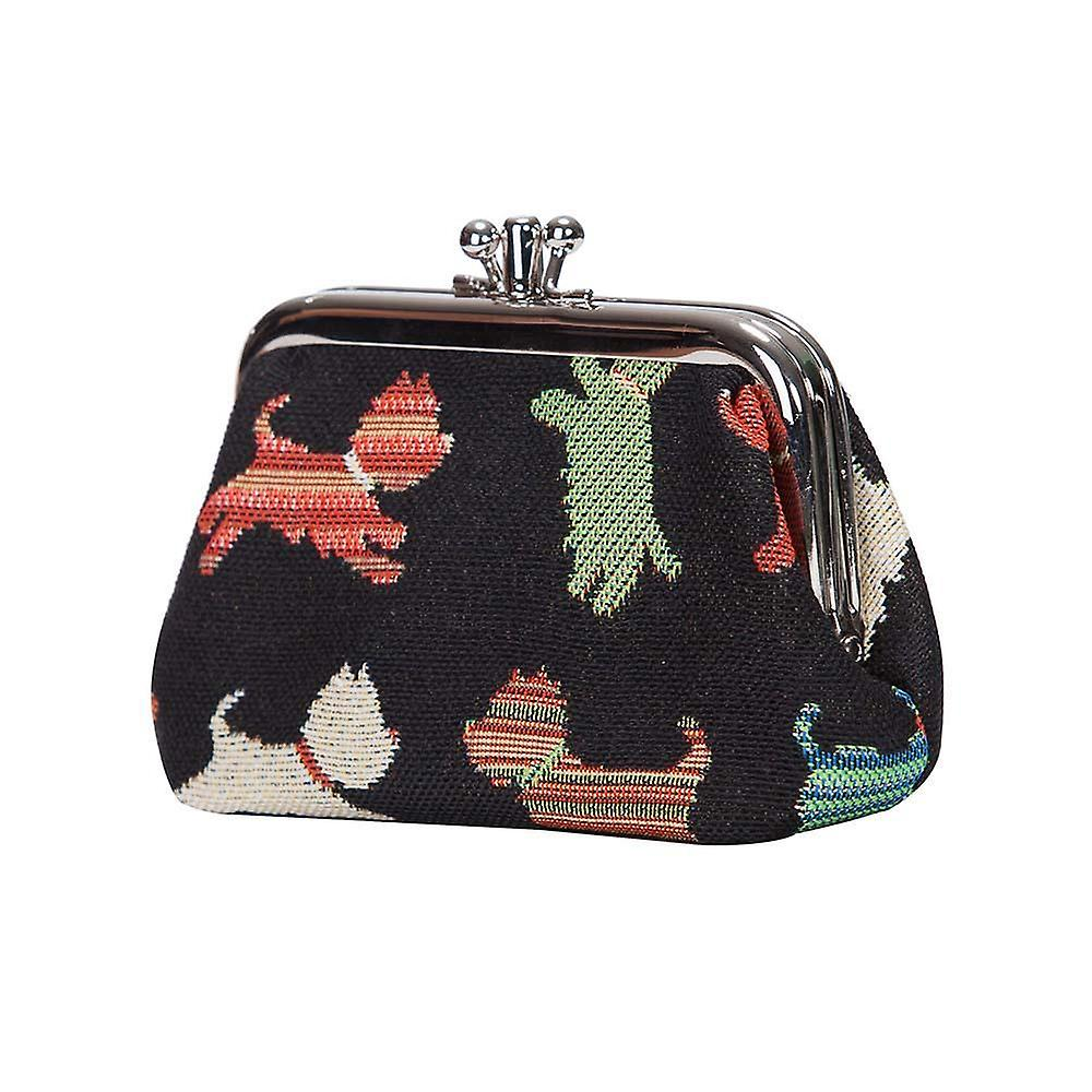 Playful puppy coin purse by signare tapestry / frmp-puppy