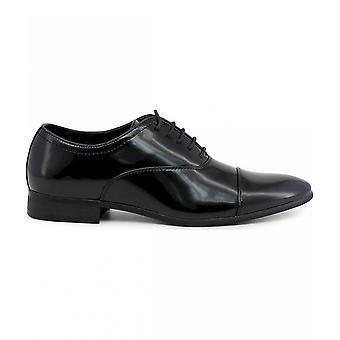 Duca di Morrone - Chaussures - Chaussures lacets - WILLIAM-BLACK - Hommes - Schwartz - 40