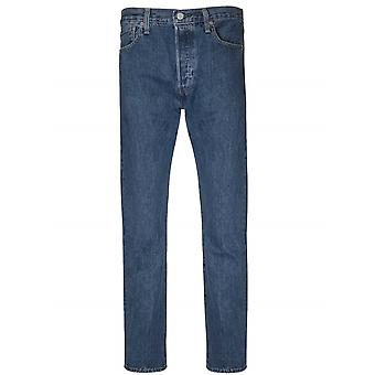 Levi's®  501Œ¬ Light Wash Straight Fit Jean