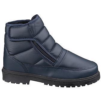 Cotswold Adults Unisex Grit Zip Up Winter Boots