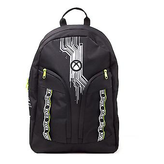 Microsoft Xbox The X Backpack Casual Daypack Multi-Color (BP620112XBX)