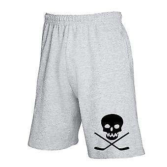 Pantaloncini tuta grigio wtc1237 hockey
