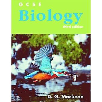 GCSE biologi tredje utgave av D G MacKean