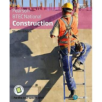 BTEC Nationals Construction Student Book  Activebook by Simon Topliss