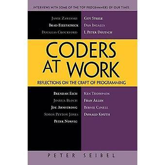 Coders op het werk door P Siebel