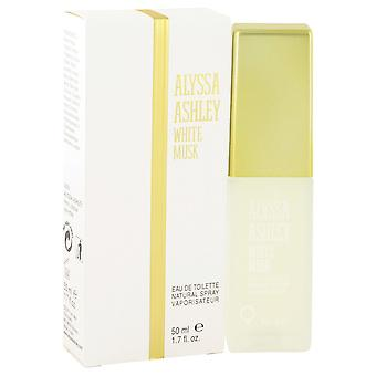 Alyssa Ashley White Musk Eau de Toilette 50ml EDT Spray