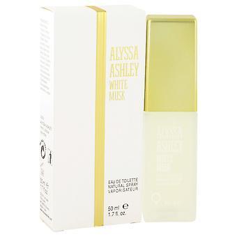 Alyssa Ashley White musk Eau de Toilette 50ml EDT-spray