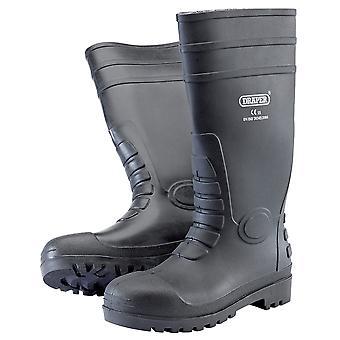 Safety Wellington Boots- Size 8 (S5) - SWB/C