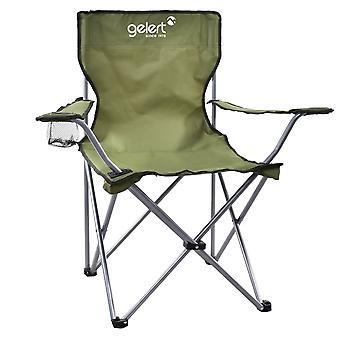 Gelert Unisex 2.45KG Camping Chair