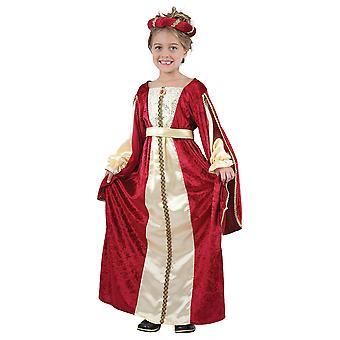 Kunglig prinsessa röd, XL