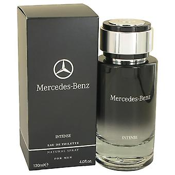 Mercedes benz intense eau de toilette spray von mercedes benz 533942 120 ml