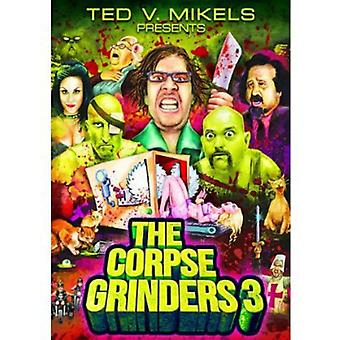 Corpse Grinders 3 [DVD] USA import