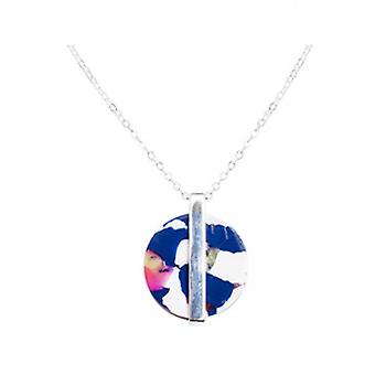 Collar and pendant Christian Lacroix Ac tate XF42010A - Silver Steel 20mm Women