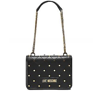 Moschino Love Moschino Studded Shoulder Bag