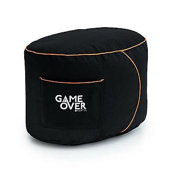 Portal Jump Loft 25® 'Game Over' Gaming Footstool Bean Bag Gamer Xbox PS4 Switch