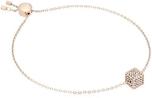 Calvin Klein Rocking Rose Gold Coloured Swarovski Ladies Bracelet KJ9CPB140100