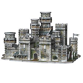 لعبة 3D من العروش winterfell 910pc اللغز