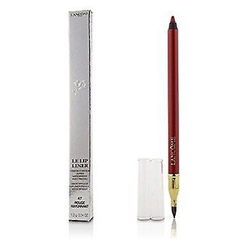 Lancome Le Lip Liner Lápis de lábio impermeável com pincel - #47 Rayonnant 1.2g/0.04oz
