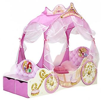 Disney Princess Carriage Shaped Bed