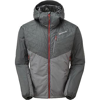 Montane Prism Jacket - Shadow/Alpine Red