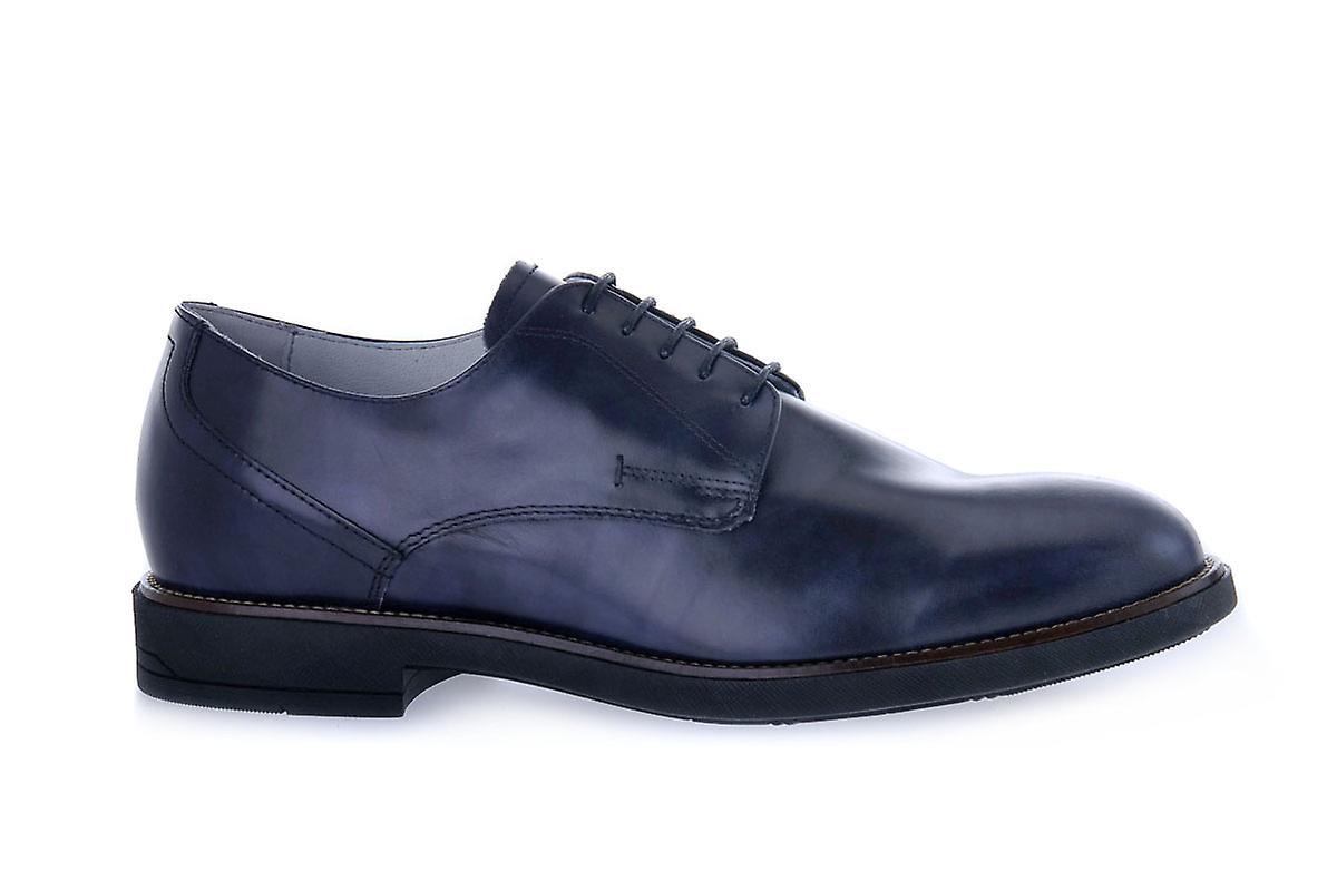 Nerogiardini king blu scarpe HVAdhW