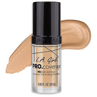 L.A. Girl Coverage Foundation Pro Illuminating Fair
