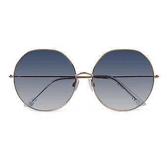 D'blanc sonic bloom sunglasses gold / gradient