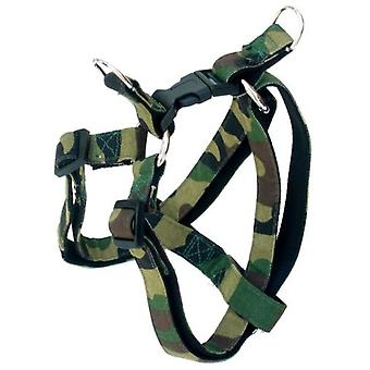 Freedog Harness Camouflage (Dogs , Collars, Leads and Harnesses , Harnesses)