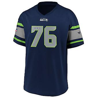 Iconic Poly Mesh Supporters Jersey Trikot - Seattle Seahawks