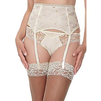 Fantasie Sofia Fl9328 Waist Slimmer With Suspenders Ivory (ivy) Cs